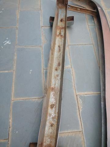Para-choque traseiro Variant TL frente alta Zé do caixão - Foto 2