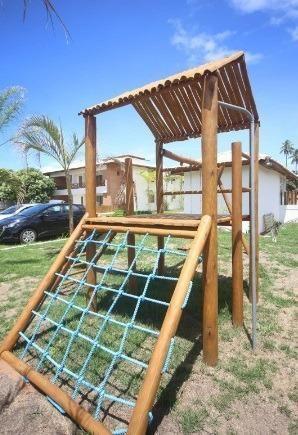 Village de 2 e 3/4 no Riverside Imbassaí, Próximo de Praia do Forte - Foto 11