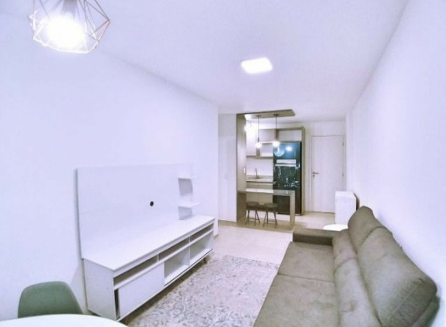 Apartamento quarto e sala mobiliado Edf. Le Grand - 42M² - Foto 6