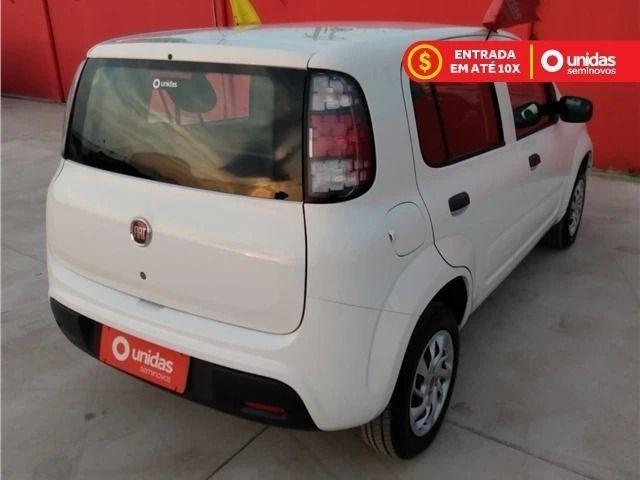 Fiat uno atractive evo flex 1.0 (sem entrada/sem comprovar renda) 2019 - Foto 2