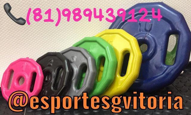 Pilates Ioga musculação anilha haltere luva corda bola barra