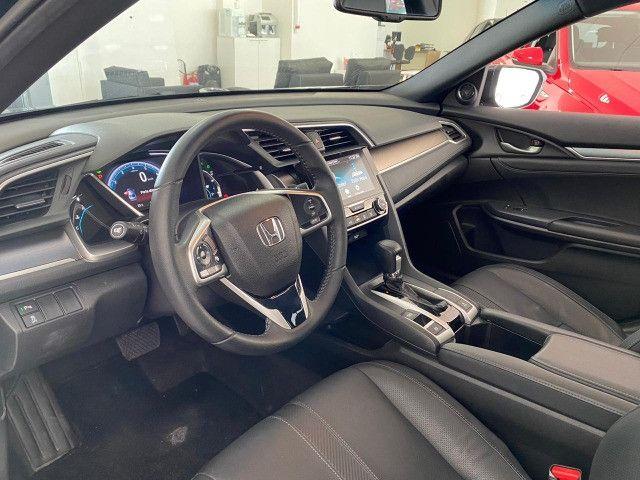 Honda Civic Touring 1.5 Turbo CVT 2019 C/ Teto - Foto 10