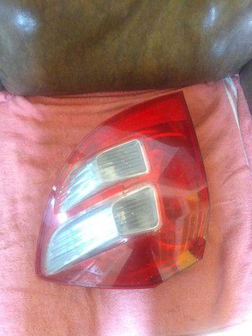 Lanterna de Honda fit lado direito - Foto 3