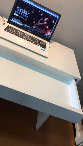 Escrivaninha com gaveta - Foto 4