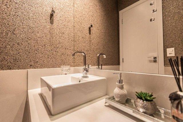 Apartamento para venda com 182 metros quadrados com 4 suítes no Jardim das Américas - Cuia - Foto 4