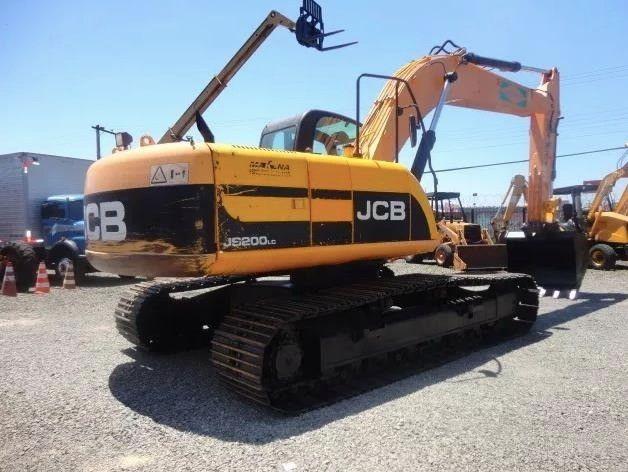 R$ 115.900 !!Escavadeira!! Jcb Js200 2011 - Foto 3