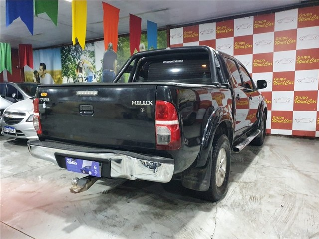 Toyota Hilux 2012 2.7 sr 4x2 cd 16v flex 4p automático - Foto 6