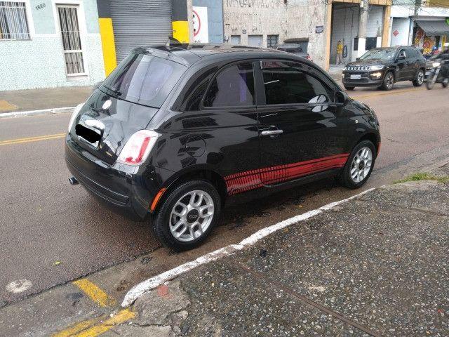 Fiat 500 - Ano 2012/2012 - Foto 15