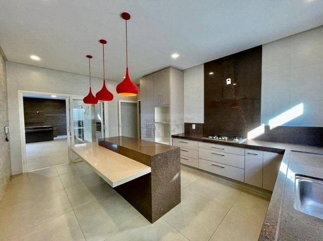 Casa com 4 dormitórios à venda, 391 m² por R$ 1.600.000,00 - Parque Solar do Agreste B - R - Foto 6