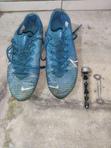 Chuteira Nike Mercurial Vapor - Foto 2