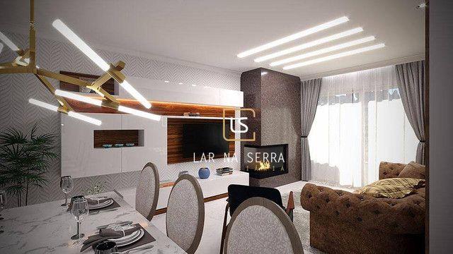 Apartamento à venda, 107 m² por R$ 728.260,47 - Lagos Do Bosque - Gramado/RS - Foto 8