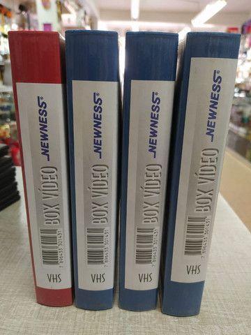 Embalagens fita VHS- CD-DVD (unidades) - Foto 3