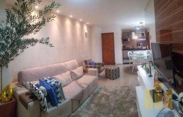 Apartamento com 3 dormitórios à venda, 85 m² por R$ 550.000 - Mangabeiras - Maceió/AL - Foto 2