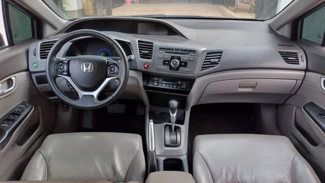 Honda Civic LXR 2.0 2013/2014 - Foto 9