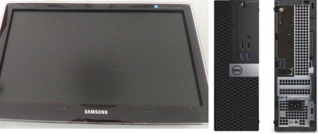 Dell Optiplex 3040 e Tv Monitor - Foto 4