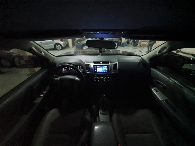Toyota Hilux 2012 2.7 sr 4x2 cd 16v flex 4p automático - Foto 9