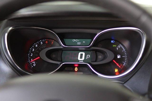 Renault Captur intense 1.6 Automática 13mil Km apenas  - Foto 15