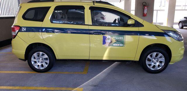 Táxi Spin 2014 carro + aut - Foto 4
