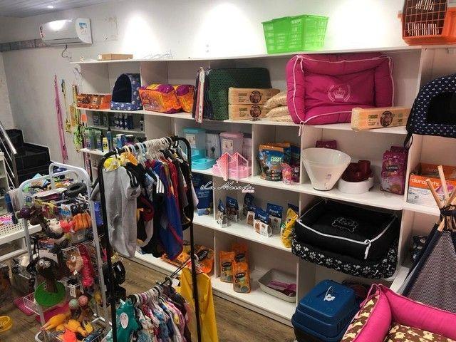 Loja em Centro Comercial, 75m², Pet shop, Ótima localização e acabamento - Foto 7