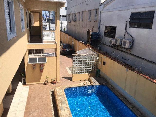 1 dorm, piscina, salão de festas, aceita financiamento bancário ou permuta!!! - Foto 5