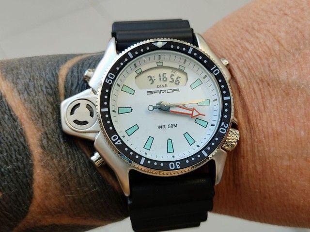 Relógio Sanda 3008 - Foto 3