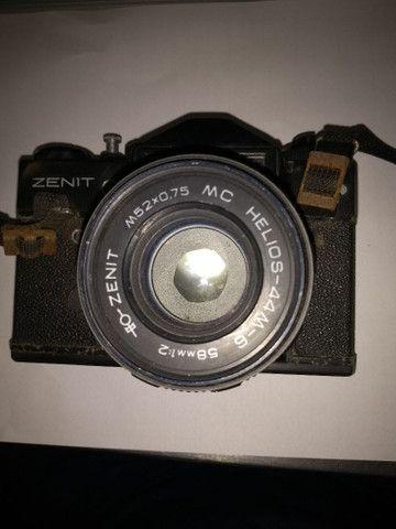 Colecionadores de Máquina fotográfica antiga