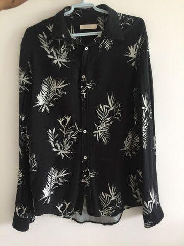 Camisas manga Longa