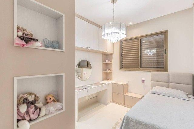 Apartamento para venda com 182 metros quadrados com 4 suítes no Jardim das Américas - Cuia - Foto 20
