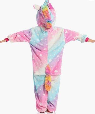 Pijama Unicórnio Infantil - Foto 3