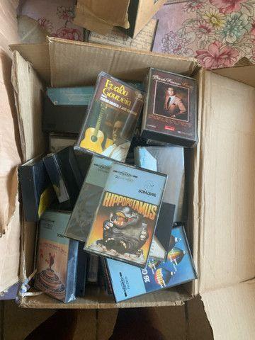 Fitas cassetes - Foto 4