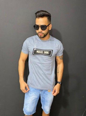 Camisas da Mickael jhons  - Foto 3