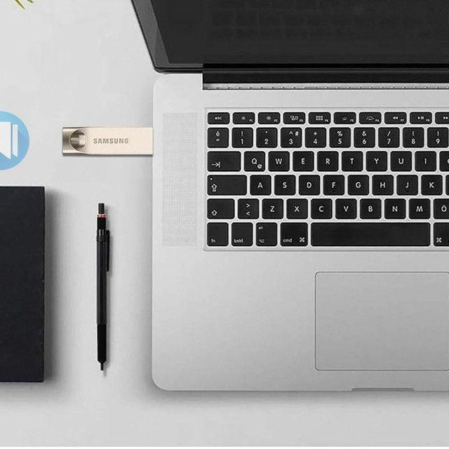 Pen Drive Samsung USB 3.0 de com 2TB e Alta Velocidade de Leitura .Pendrive - Foto 3