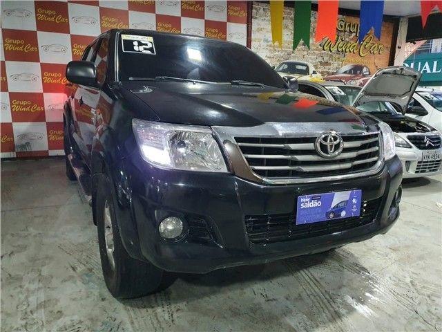 Toyota Hilux 2012 2.7 sr 4x2 cd 16v flex 4p automático - Foto 3