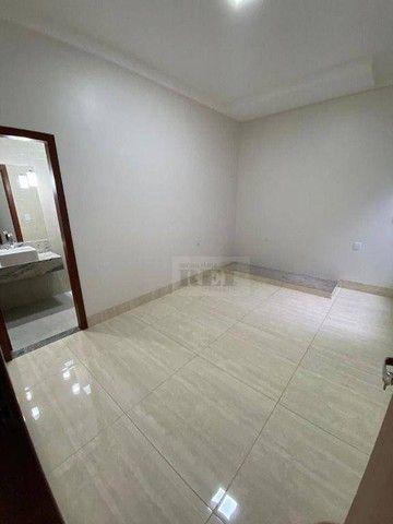 Casa com 4 dormitórios à venda, 314 m² por R$ 1.250.000 - Residencial Gameleira II - Rio V - Foto 14