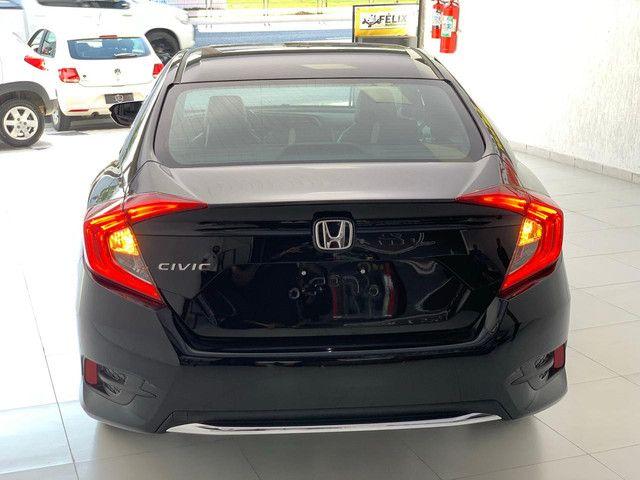 Honda Civic EX 2.0 i-VTEC CVT - Foto 8