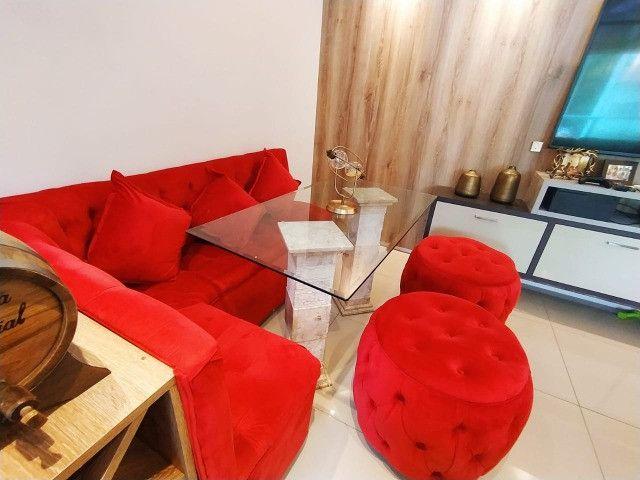 RT02 Excelente Oportunidade! Belíssimo Apartamento Pronto E Mobiliado.  - Foto 16