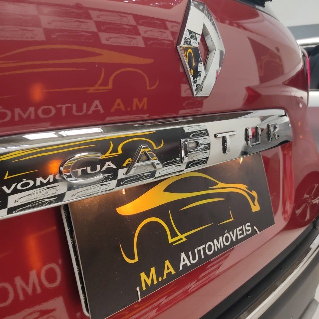 Renault captur  1.6 cvt impecavel - Foto 14