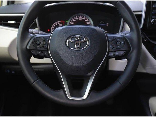 Toyota Corolla ALTIS PREMIUM 2.0 DIRECT SHIFT FLEX - Foto 12