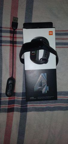 Relógio Mi Smart Band 4.  280 R$ - Foto 2