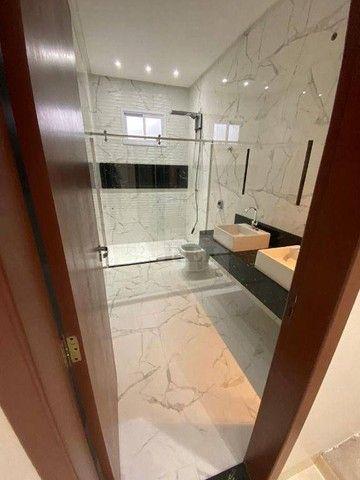 Casa com 4 dormitórios à venda, 314 m² por R$ 1.250.000 - Residencial Gameleira II - Rio V - Foto 15