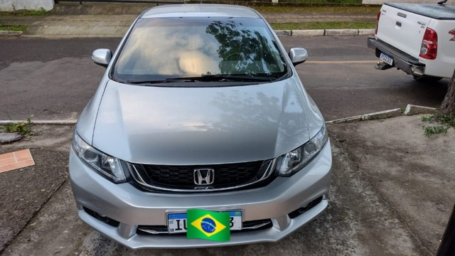 Honda Civic LXR 2.0 2013/2014 - Foto 2