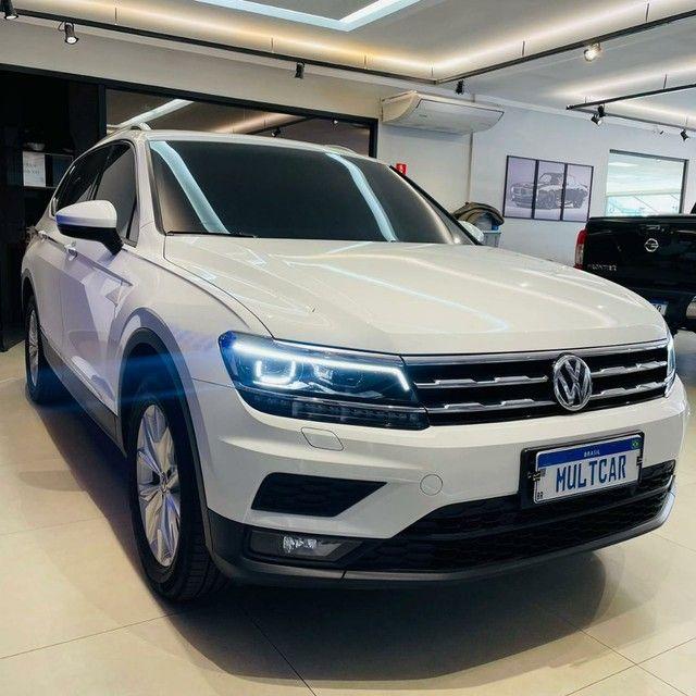 VW TIGUAN ALLSPACE COMFORTLINE 250 TSI 1.4 FLEX 07LG AUT 2019/2020  - Foto 4