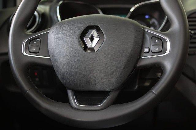 Renault Captur intense 1.6 Automática 13mil Km apenas  - Foto 17