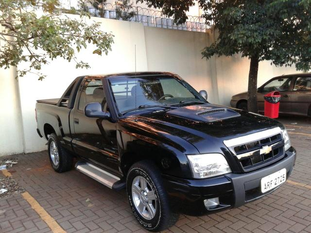 CHEVROLET S10 2.4 FLEX ADVANTAGE S