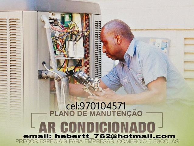 Instalações e manutenções de ar condicionado Split