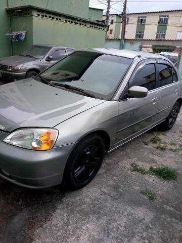 Charming Civic Lx 2001/2002 Obs  Troco Em C3 Ou PCX!