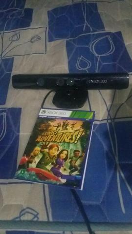 Kinect + jogo adventures!