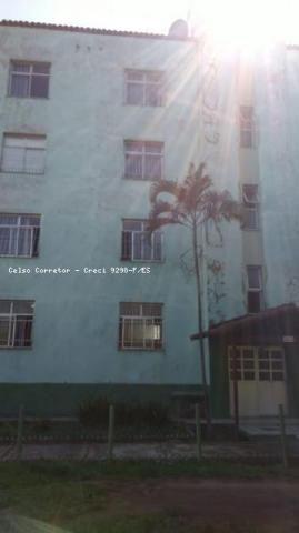 Apartamento para venda em serra, conjunto jacaraípe, 2 dormitórios, 1 banheiro, 1 vaga - Foto 5