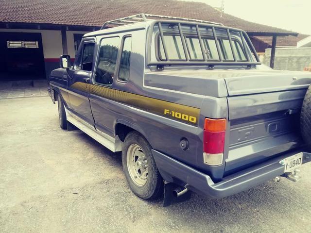 Ford F1000 a Venda - Foto 4