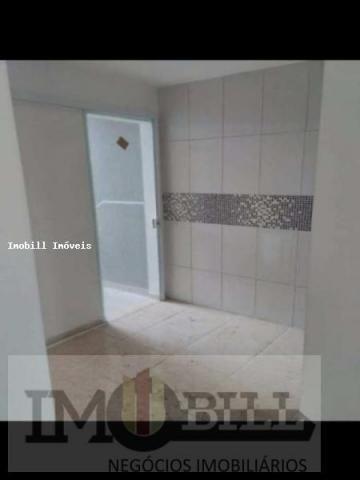 Casas 2 quartos para venda em curitiba, tatuquara, 2 dormitórios, 1 banheiro, 1 vaga - Foto 4